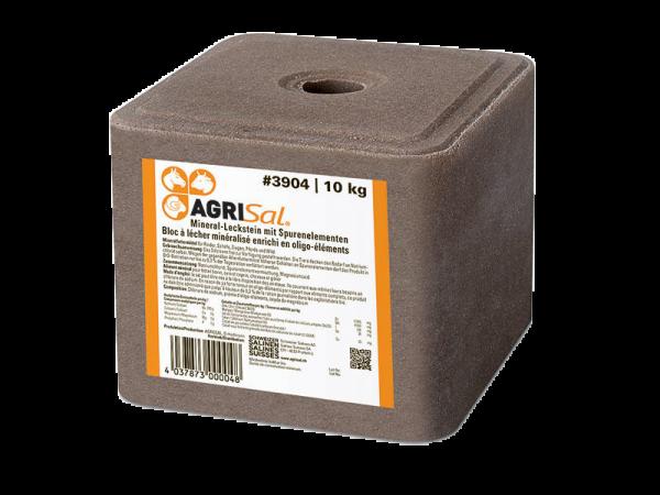 KRONI 904 Mineral-Leckstein mit Spurenelementen