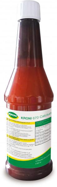 KRONI 670 Calcium in Gelform