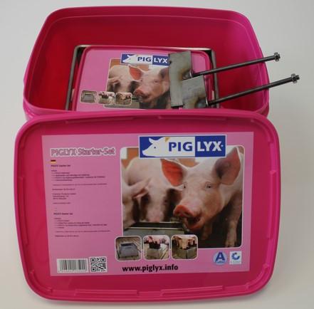 KRONI 821 Crystalyx® Piglyx Starterset