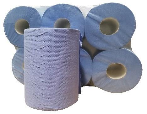 KRONI Clean Euterpapier blau